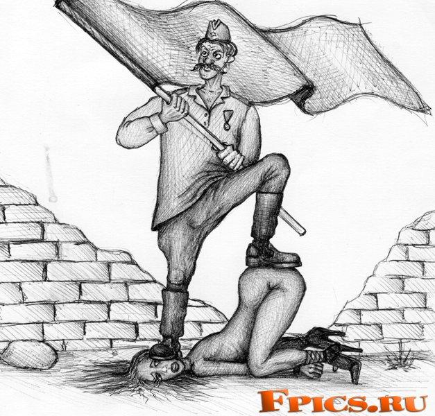 Проект памятника воину-освободителю